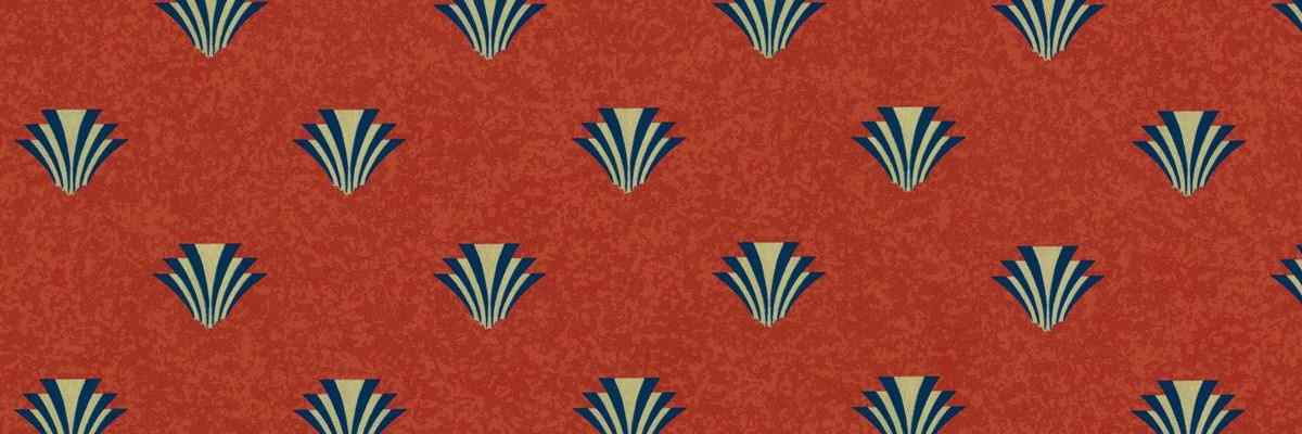 Art Deco Wallpaper | Chameleon Collection