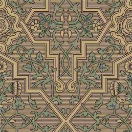 Traditional Wallpaper - Antique