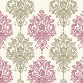 Modern Wallpaper - Contemporary Damask