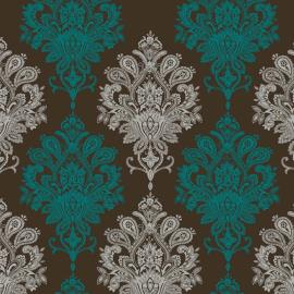 Damask Wallpaper - Contemporary Damask