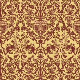 Damask Wallpaper - James