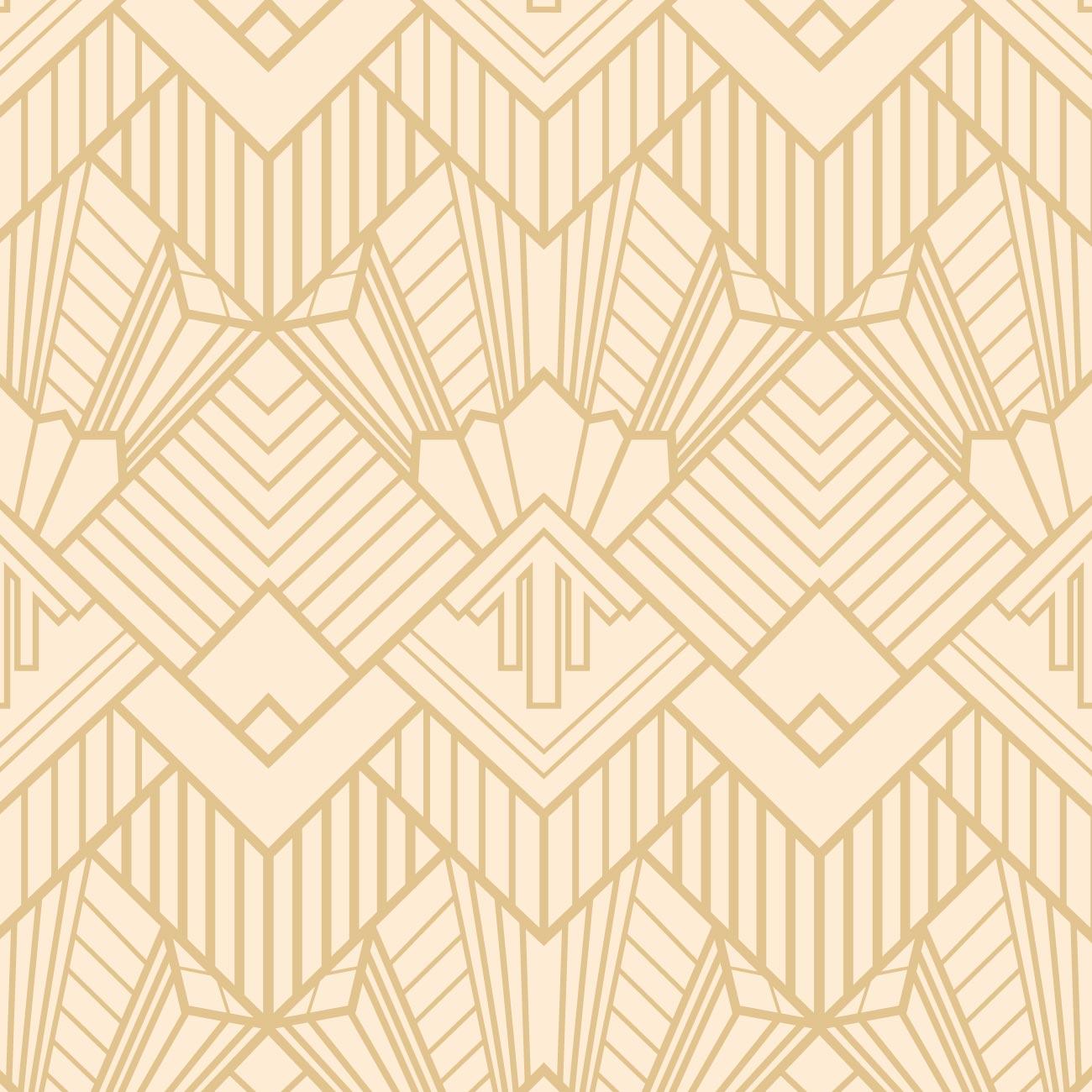 Schol art deco geometric bars pubs 20s 30s hotels - Deko wallpaper ...
